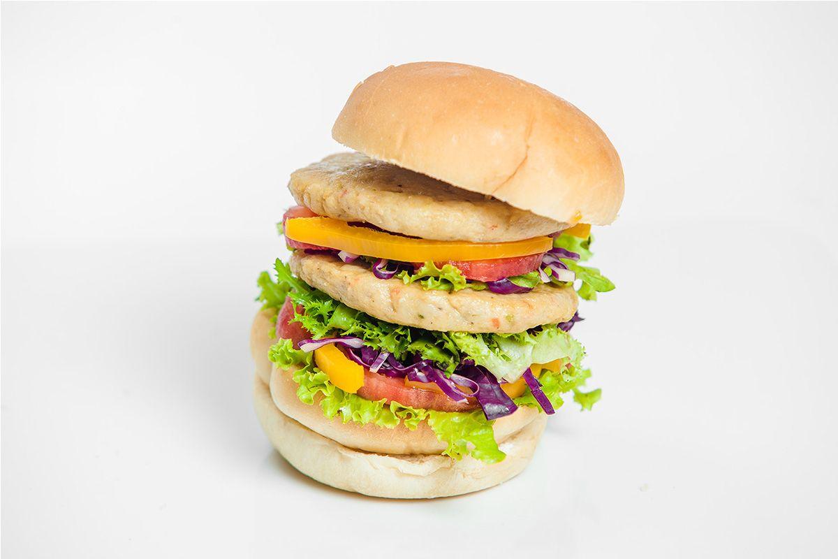 Basa Fish Burger